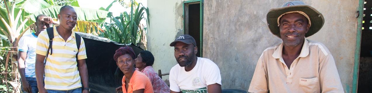 Le café nOula provient de coopératives de producteurs en Haïti.